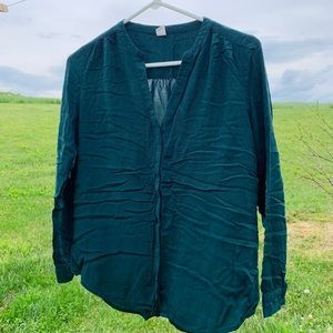 Tops - Button down long sleeve